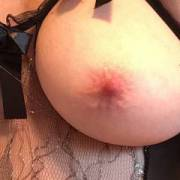 Wife's beautiful tits new wardrobe more to come .. 
