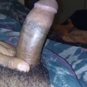 Who is going to suck my black dick