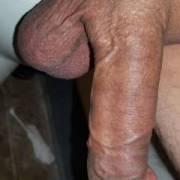 Limp dick and swollen balls