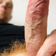 Tell me what you think about me and my red hairy dick ;)  If you wanna see something more of me then pm ;)  Only woman and couples ;) I'm into cam and tributes ;)