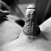 Big dick black and white