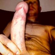 What do you think about me and my red hairy dick ?