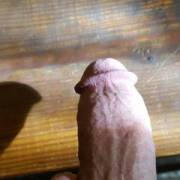 Just a quick photo of my dick in the sun before a tribute tell me what you think