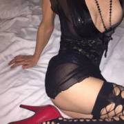 More pics of my sexy slutty wife dressed up and ready for whatever