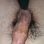 Hairy summer time dick