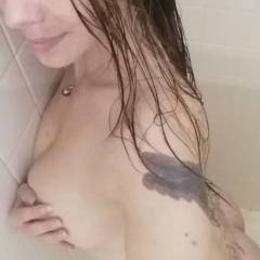 What do you like to do when your in the shower? Comment and let me know what your shower fantasy would be!! Thanks for peeking ;^)