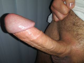 Saw my neighbors fucking last night. Their window was open and the bedroom light was on. I couldn\'t resist watching him ride her, doggy-style. Was up all night with my cock on fire, fantasizing about joining in. 👀