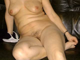 im nude on my couch my hard throbbing cock in my hand slowly stroking it looking at your sexy nude body omg yes