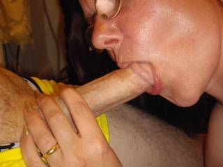 hmm I love sucking cock - would you like me to suck yours?
