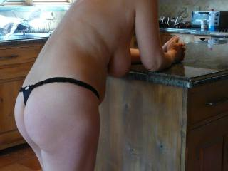 Lovely! Gives me ideas for that countertop! Yummy!