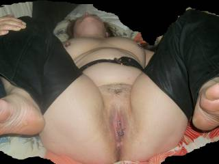 just in my fav position... LOVE Line ups!!   who\'s next? And btw... Good lord it is NOT A CAT/Pussy etc etc! It is a hole or a cunt if you like but NOT a cat!, made to receive and hold cum