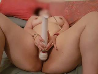 As promised! A video of me cumming with my favourite  vibrator! Twice!! Let me know if it made you cum aswell!