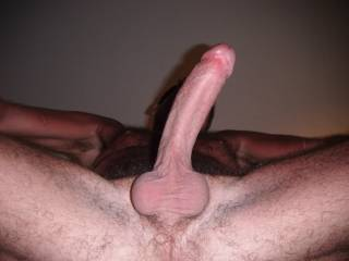 Wow I just love your cock and would love to kiss and lick it all over, then suck that sweet member till you came in my mouth. I would swallow every bit and then you could take me any way you wanted all while my hubby watched and videoed!.... Wow in my dreams xxxxxxxx