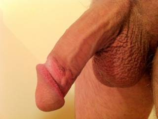 Very nice thick suckable cock. Love to feel it growing in my mouth