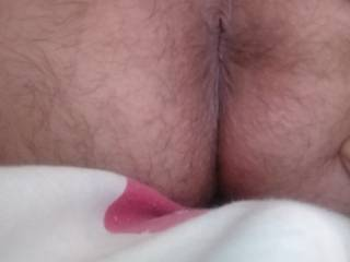 Would like for someone to play with my tight horny ass