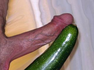 my dick is resting on cocumber