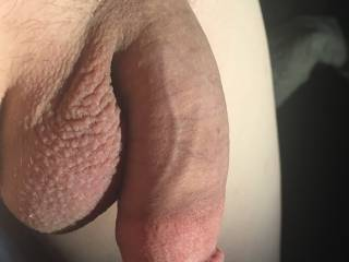 My beautiful cock! I\'m able to fuck my asshole with my cock and creampie myself.. my wife loves it and plays with her pussy while watching the video I made of it.