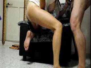 Mature big tits and clit torture 11