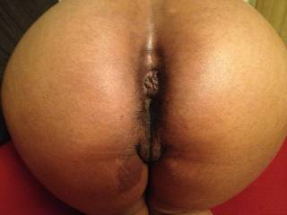 I love my wife\'s ass, it\'s so curvy and round, just so heart shaped. How does it look to you??