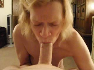 You need to talk to my wife.   She is younger but hasn't sucked my cock in years.   Girl, you got skills.