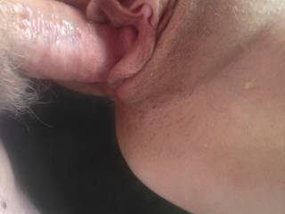 juicy and wet... mmm