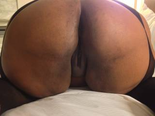 I'd love to put my hard cock deep inside that pretty pussy
