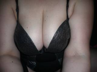 I'd love to put mine between your beautiful tits mmm