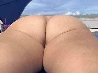 My horny ass.