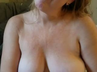 Nice natural tits on Lori May.