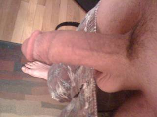 shave it all stud nothing is hotter then a totally smooth cock