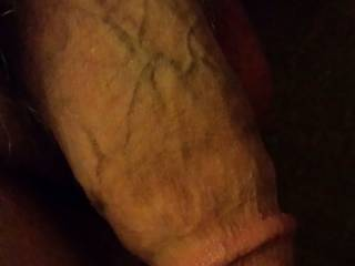 veiny battered looking meat  for the ladies to chew, suck and fuck