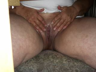 Love eating and fucking this thick hot pussy, anyone else want to try it?