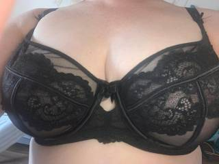 Hey my new bra. Bought in Manchester. 