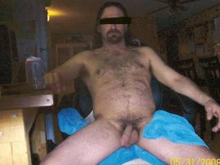 a real cock man, I can see why she wanted to shoot your hot hairy body!