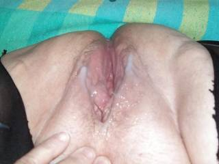 Gaawwd, I love that beautiful, young, juicy, tight, plump pussy!...I want my fucking turn please!!!:)