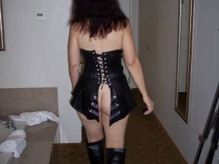 Fucked real hard and over and over nice outfit ona sexy fuckable body