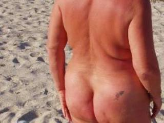 would love to go to the beach with you so we could show off our big boobs and beautiful pussies