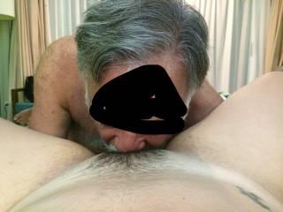 I love licking on a hot wet pussy mmmmmmm