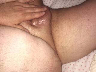 Freshly shaved and ready to play;)