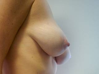 Milf tits after 1 year of breastfeeding