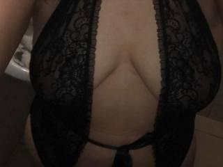 My new lingerie