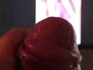 Your beautiful pussy coaxed streams of cream