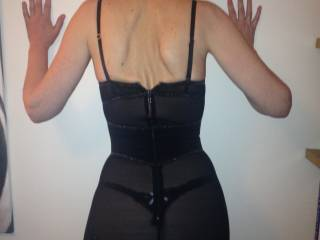 Arch your back, let me lift your dress over you're sexy arse, spread your legs wide, I pull your panties to one side, you open those sexy arse cheeks wide open so I can slip my swollen cock deep inside you're wet pussy..... Scottie Xxx
