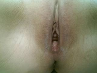 Fucking....perfect hole and lips and for that matter....insides....lol!