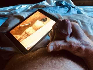 Enjoyed masturbating with her photos.