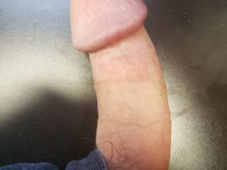 Just my hard cock