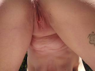 Lisa nz slut naked in public