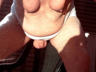 Sunshine in ALL the right places.  I\'m  HOT and SO HORNY