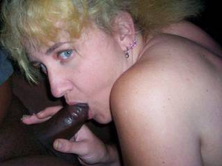 We both really love dicks in her mouth and ass but we have never tried black, I like to swim in the sperm and swallow it, like when we all holes filled ....Mail us, kiss!