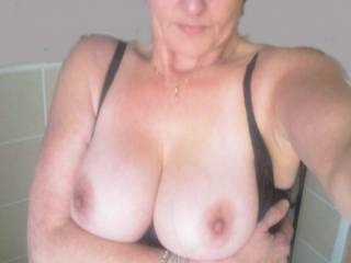 love her hot tits and nipples very sexy